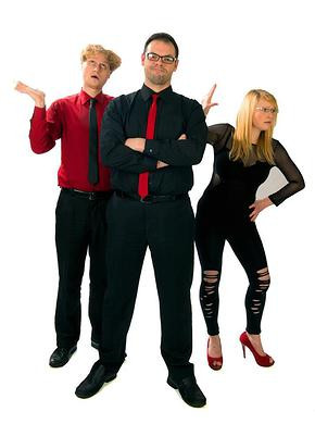 Why magicians dress professionally?