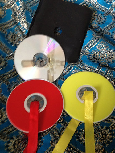 Colour Changing DVD's