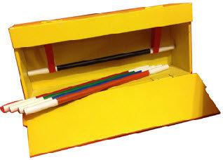 Magic Wand Production Box