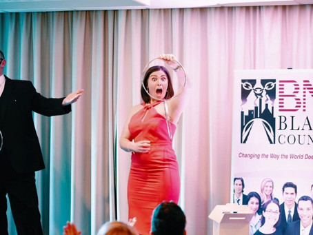 Why YOU MUST HAVE a stage magician if you want your event to have the WOW Factor!