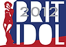 Brit idol 2012 logo for slighty unusual website
