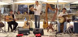 מופע ביפו העתיקה - פסטיבל בוני כלים
