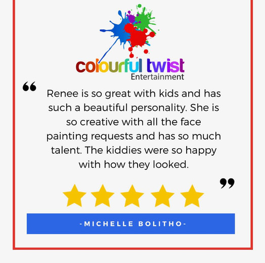 Colourful Twist Review