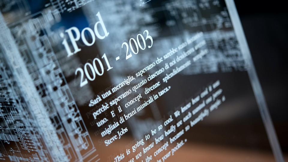 Steve Jobs 1955_2011 exhibition