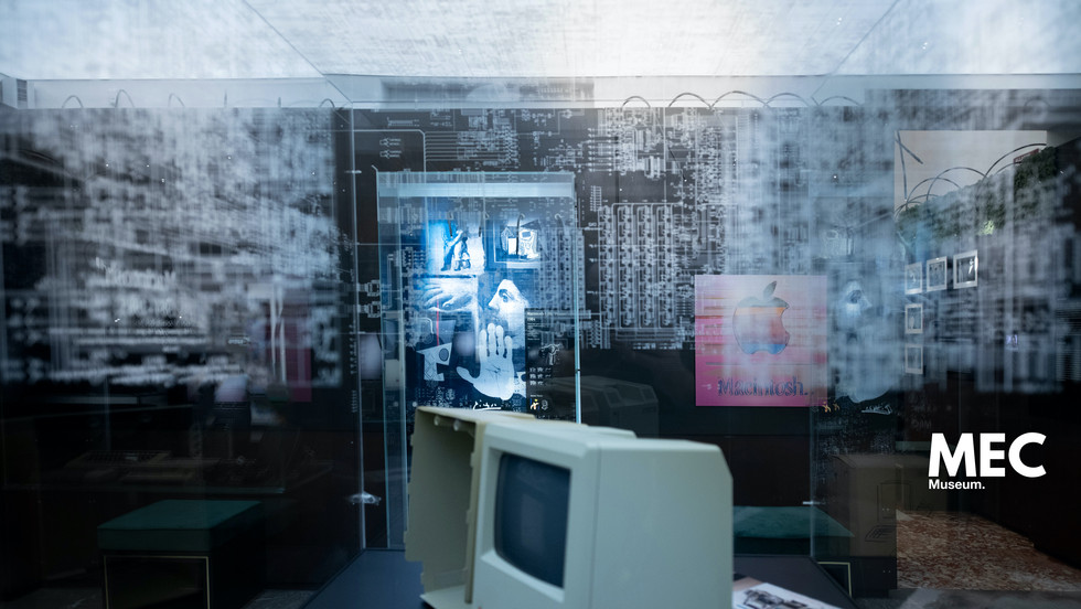 Steve Jobs 1955_2011 exhibition