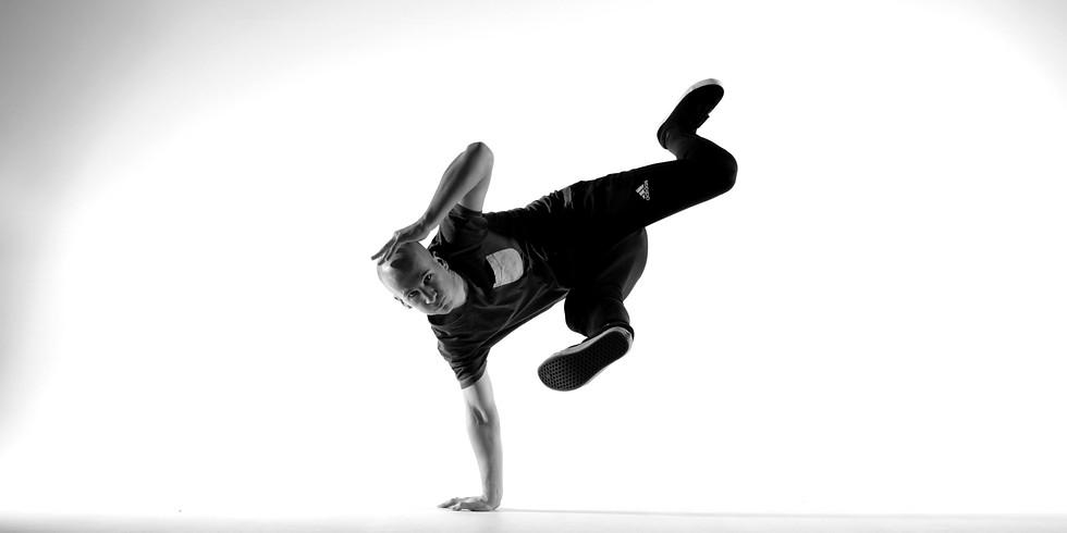 Breakdance alle leeftijden door Giovanni