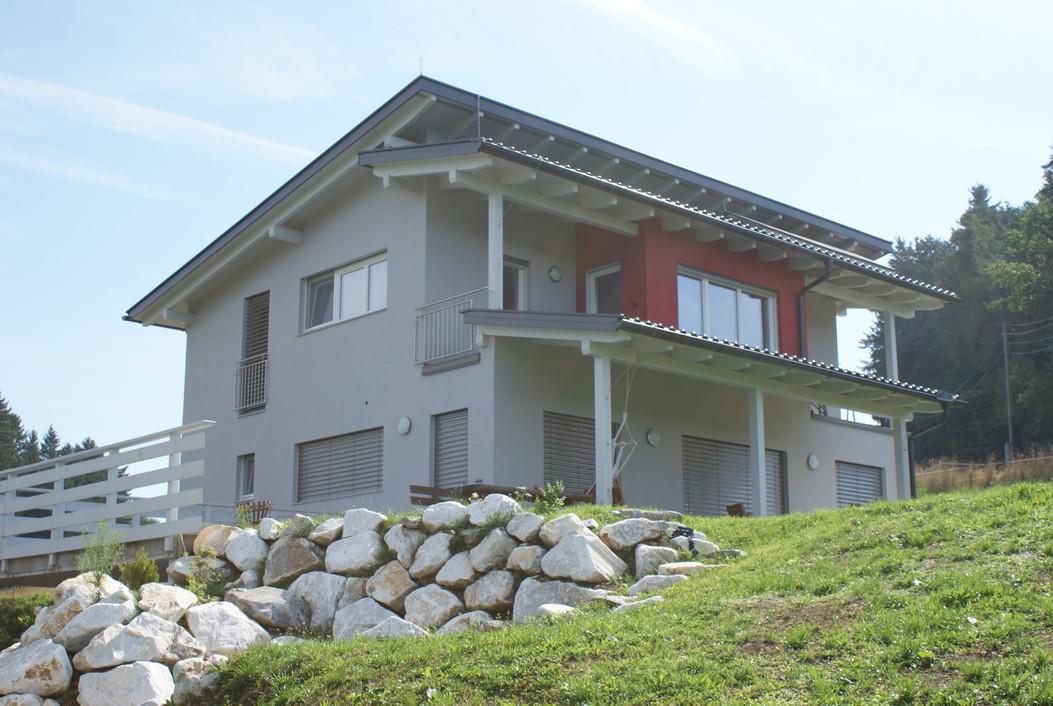 Kärtner Holzhaus 3