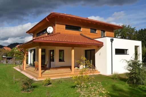 Kärtner Holzhaus 6