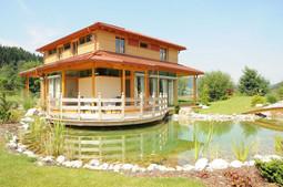 Kärtner Holzhaus 1