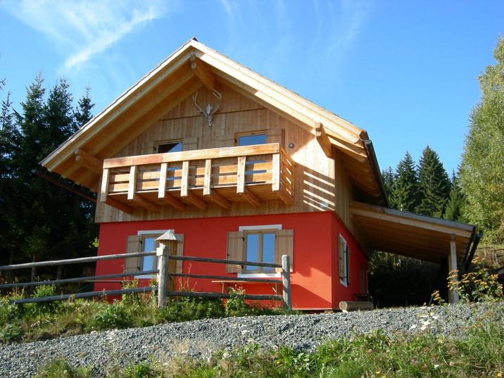 Kärtner Holzhaus 5