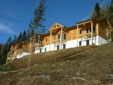 Kärtner Holzhaus 2