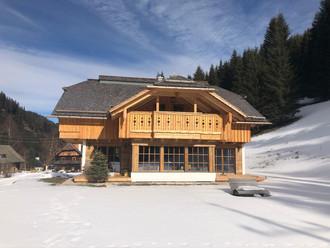 Kärtner Holzhaus 4