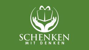 """Weihnachtsaktion 2021: """"Schenken mit Denken"""""""
