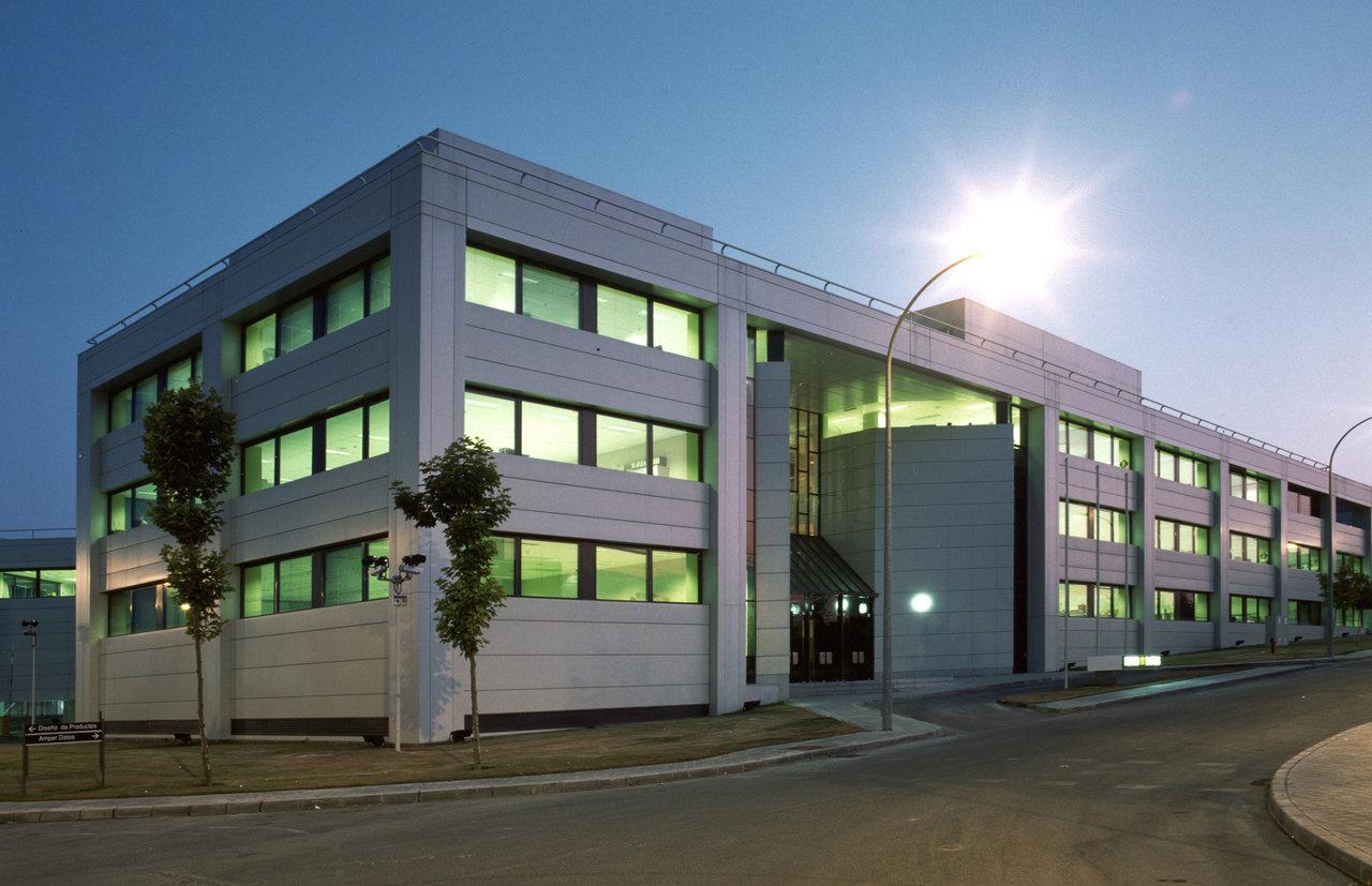 Edificio Amper Programas