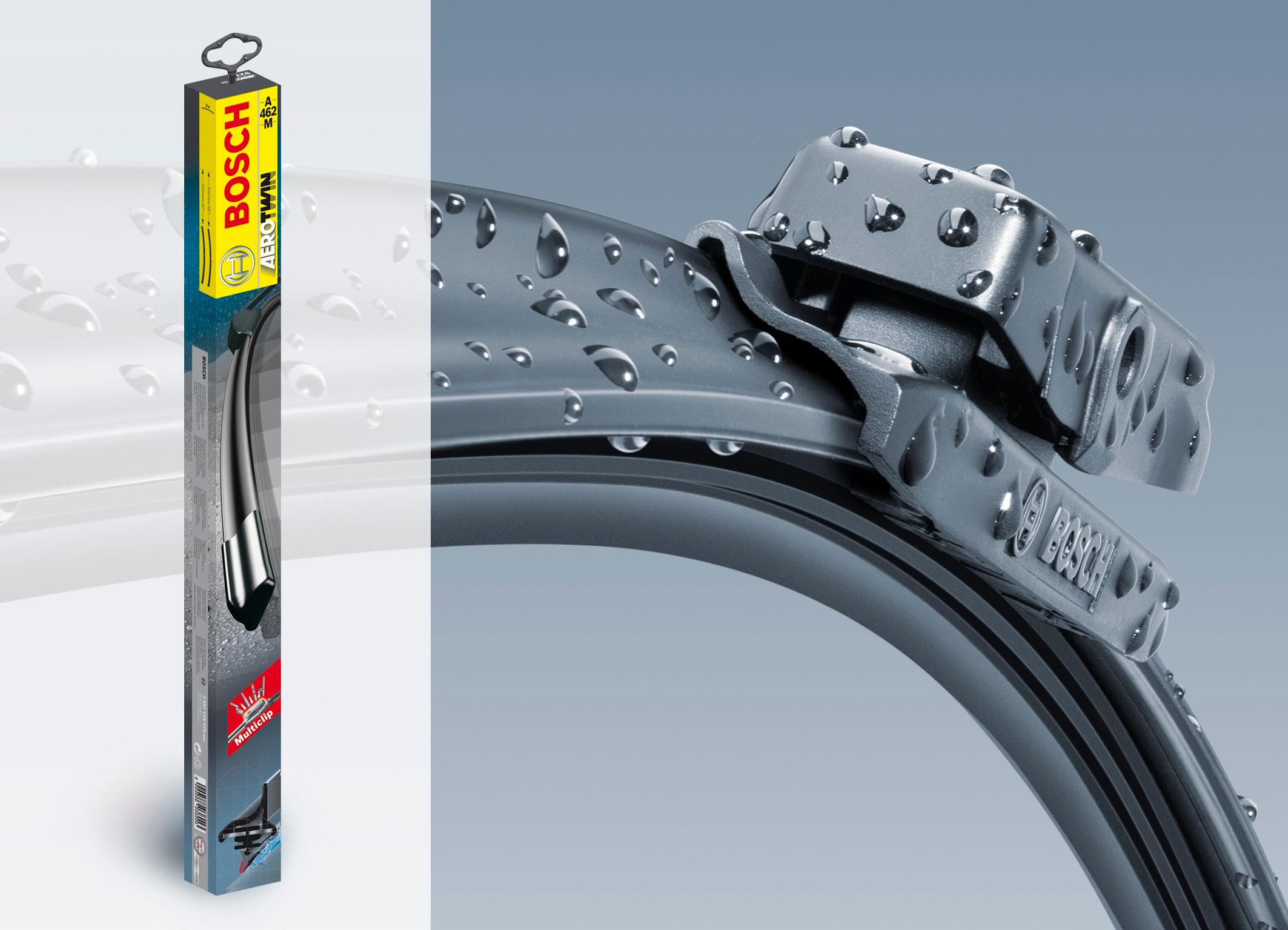 Ubrugte Bosch AeroTwin with Multi-Clip Adapter | joyridemotor YB-26
