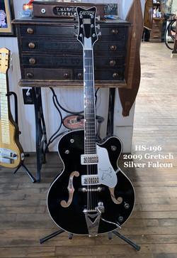 2009 Gretsch Silver Falcon