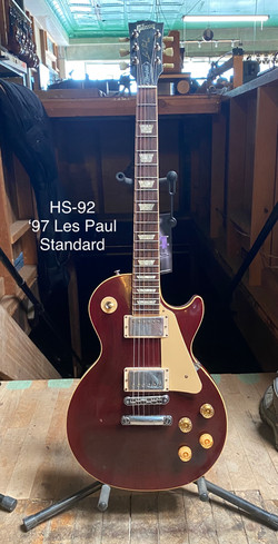 1997 Les Paul Standard