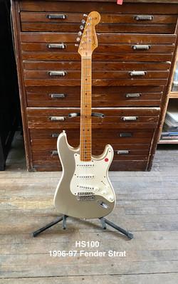 1996-97 Fender Stratocaster