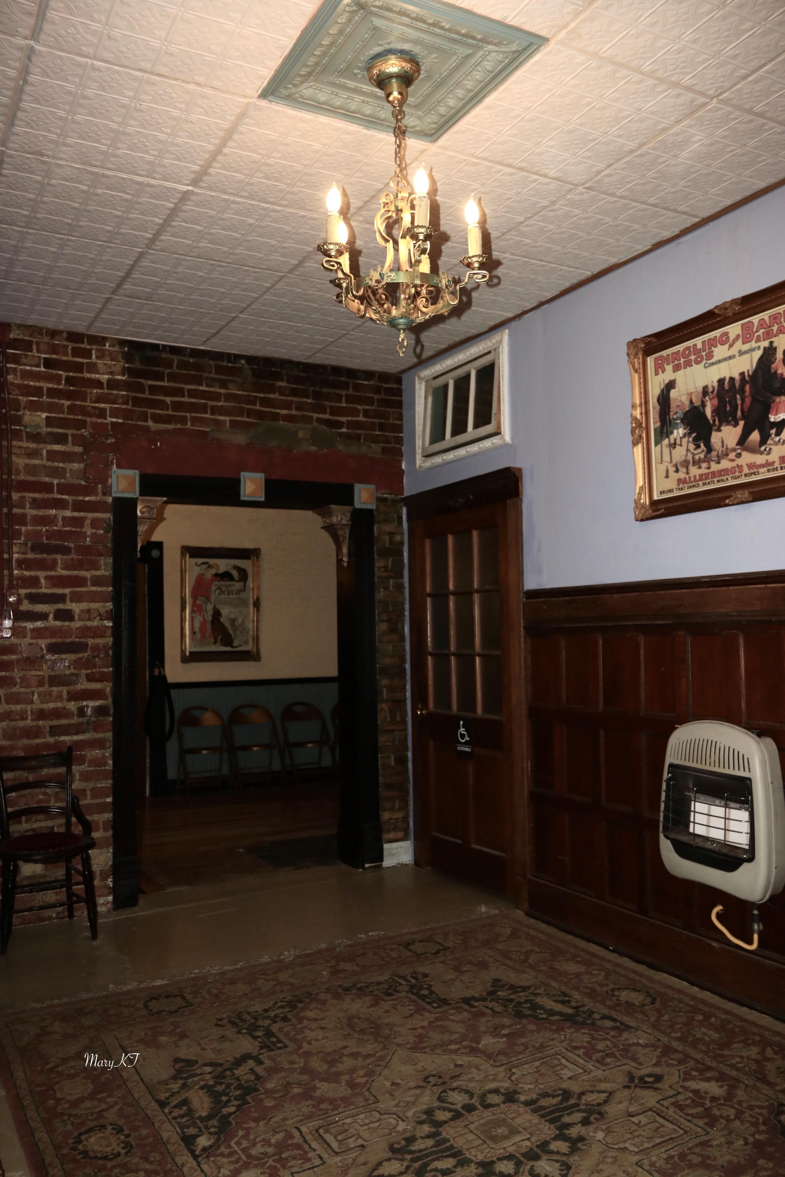 Washroom Lobby