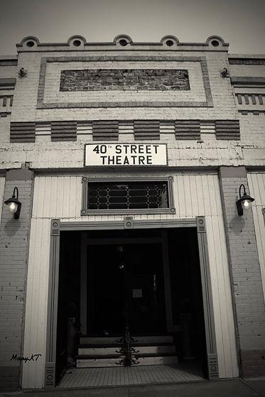 40th Street Theatre Main Entrance