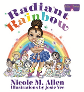 Scilie G Powers Radiant Rainbow cover_ed