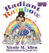 Scilie G Powers Radiant Rainbow cover_ed