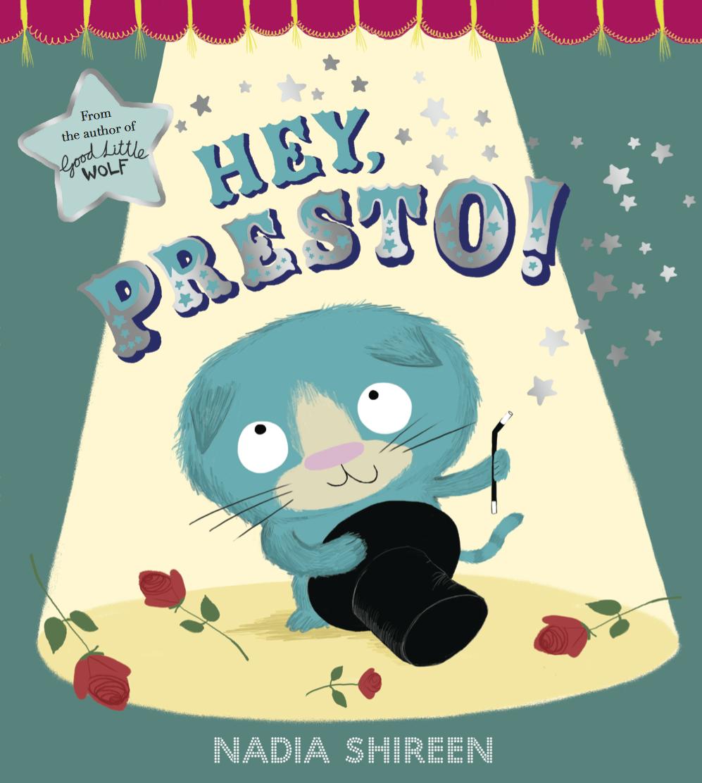 Hey, Presto! cover