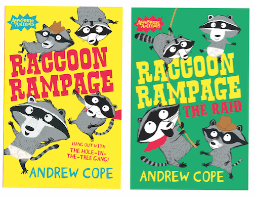 Raccoon Rampage series