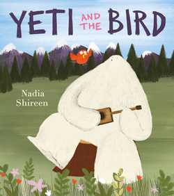 Yeti and The Bird cover