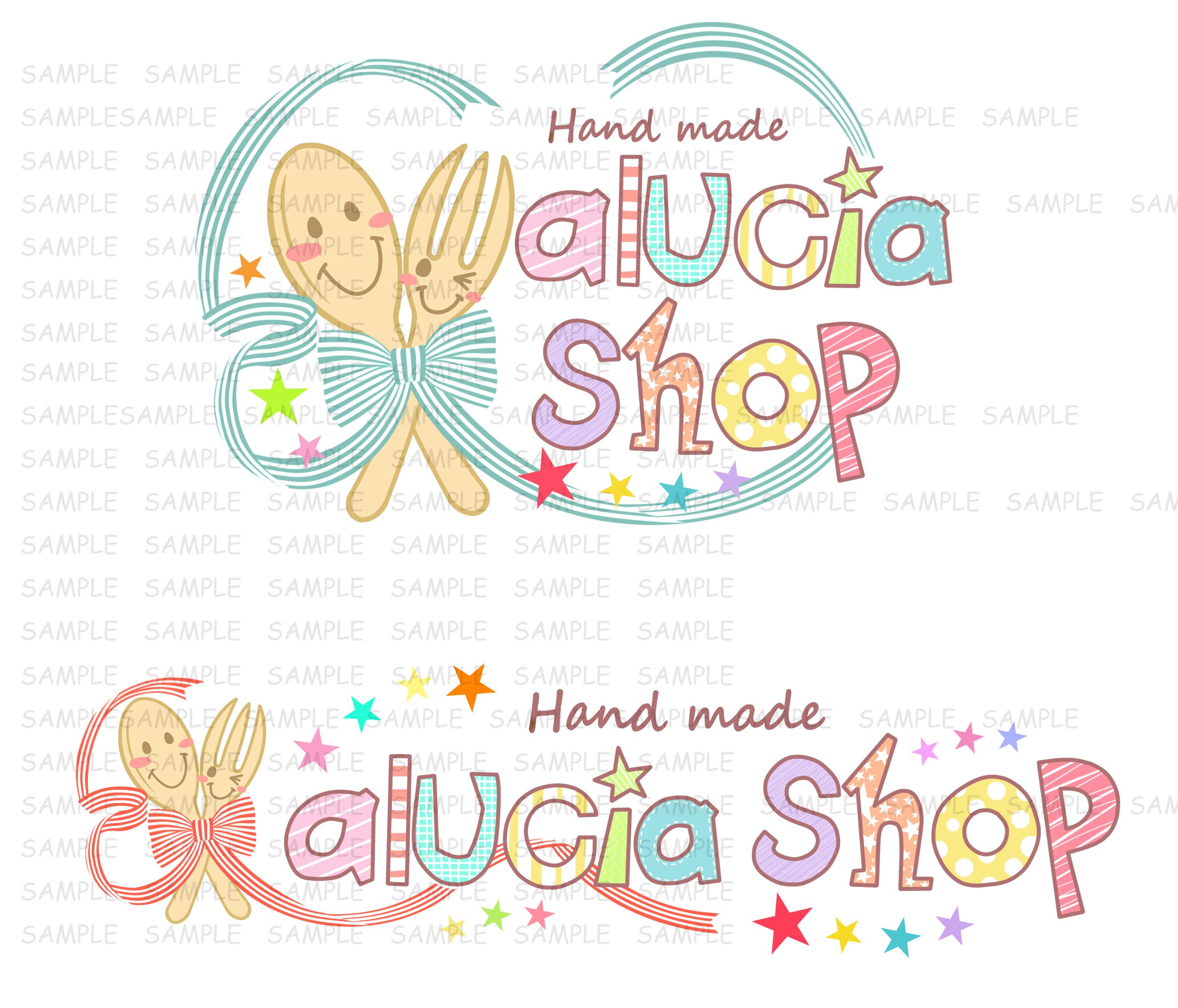 Hand made shop rogo
