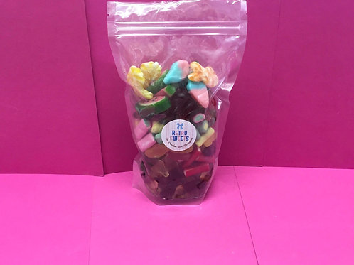 500G HARIBO/JELLY MIX POUCH BAG