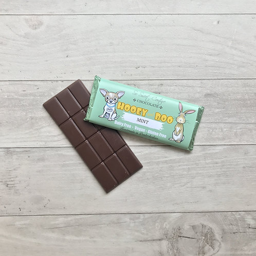 Hooey and Boo So Sweet Couture Mint Chocolate Bar
