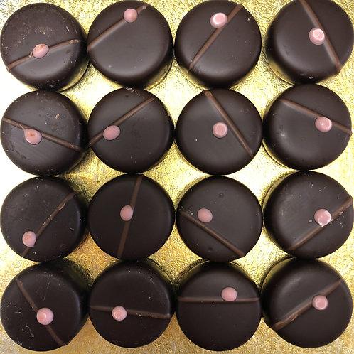 HANDMADE CHOCOLATE - ROSE CREAM