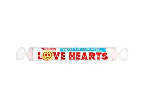 SWIZZELS LOVE HEARTS TUBE