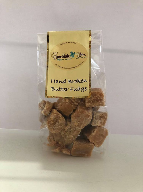 Butter Fudge (150g Bag)