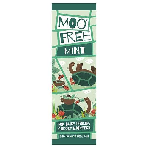 MOO FREE - MINT CHOCOLATE BAR (20G)