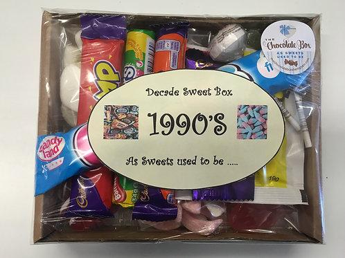 1990's Sweet Decade Box