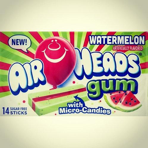 Airheads Gum (Watermelon Flavour)