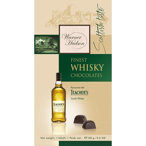 Warner Hudson Finest Whisky Liqueur Chocolates