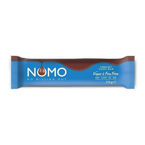NOMO ORIGINAL CREAMY CHOC BAR