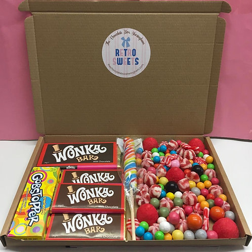 WONKA TREAT BOX