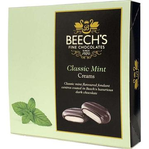 Beech's Mint Creams (90g Box)