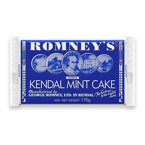 Romney's White Kendal Mint Cake (170g)