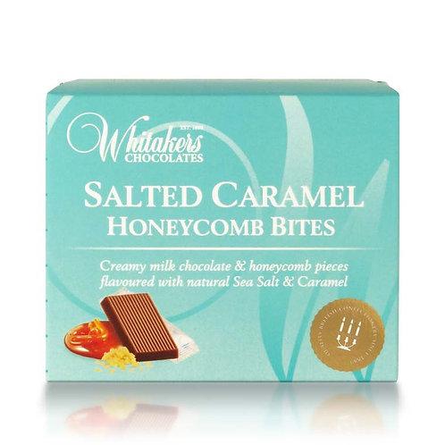 Whitakers Salted Caramel Honeycomb Bites