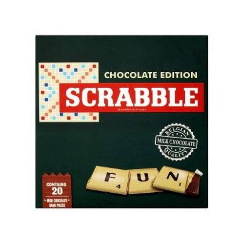 SCRABBLE MILK CHOCOLATE GAME
