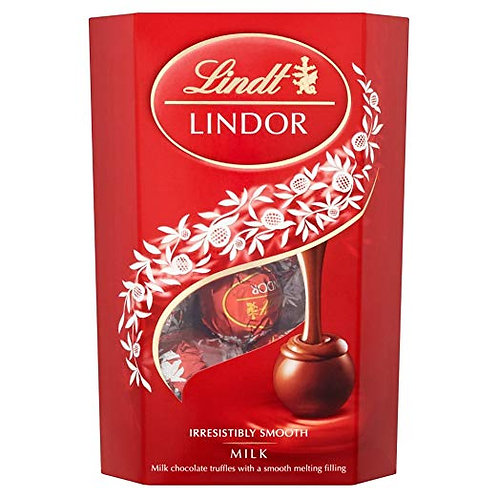 Lindt Lindors Original Milk Chocolate (200g Box)