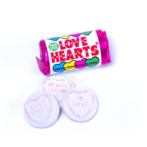 SWIZZELS LOVE HEARTS (MINI)