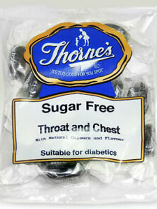 THORNE'S THROAT & CHEST (SUGAR FREE)