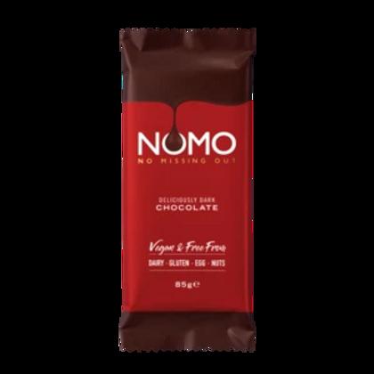 NOMO DARK CHOCOLATE BAR (85G)