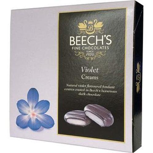 Beech's Violet Creams